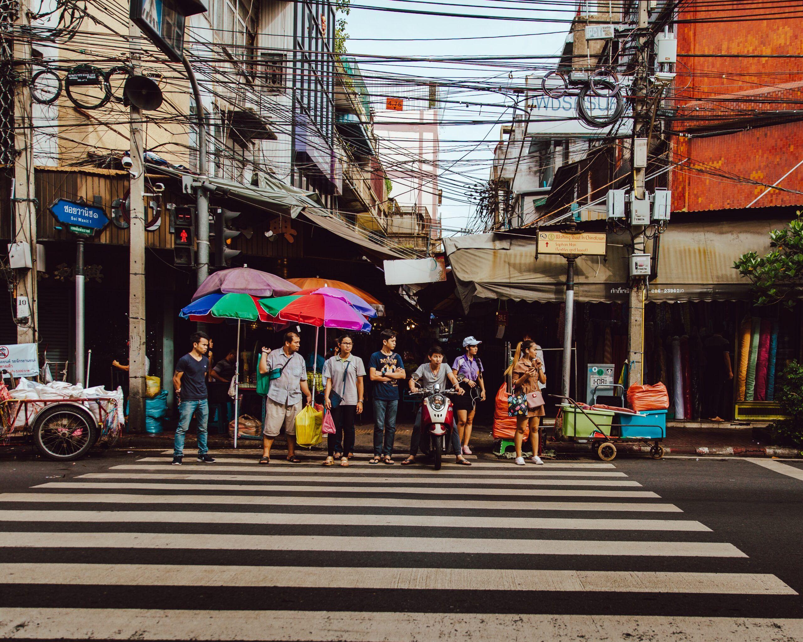 Calles Tailandesas