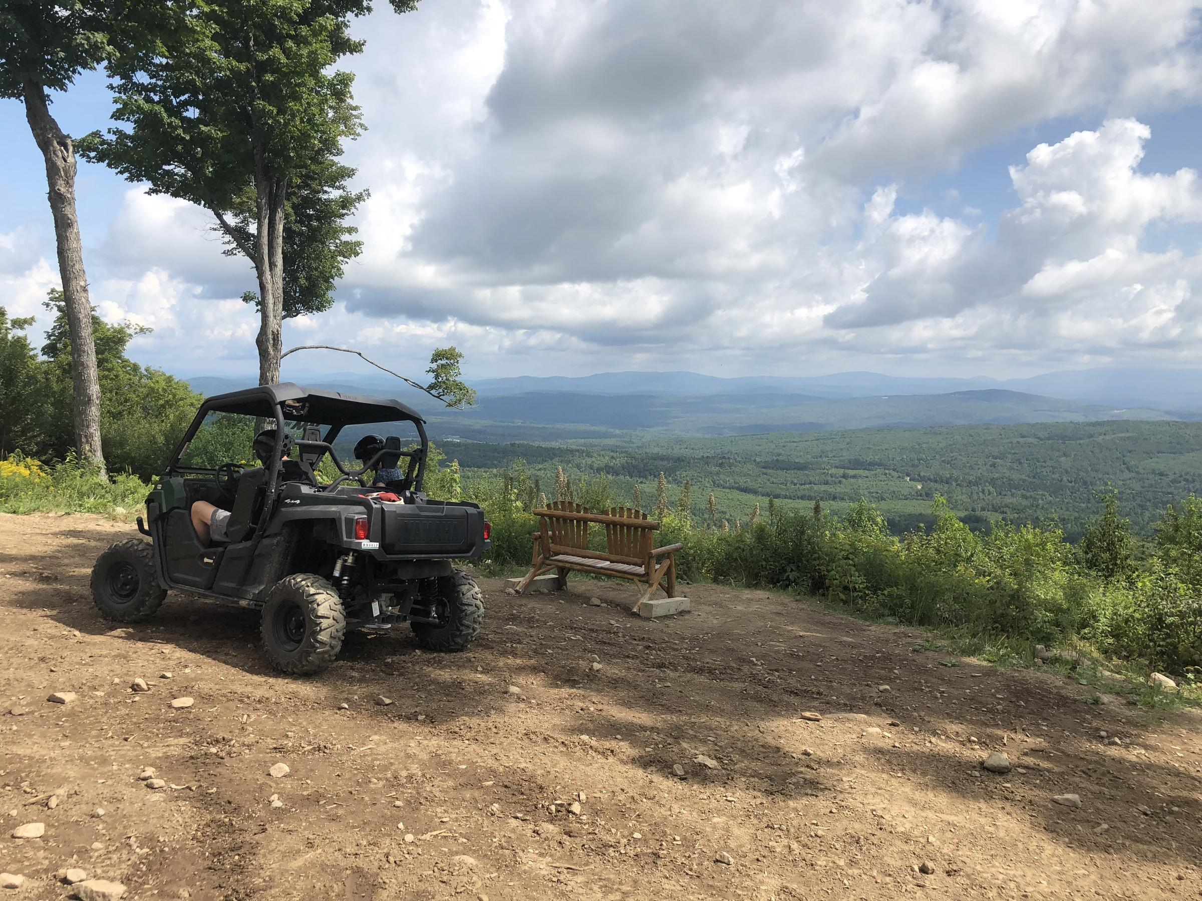 ATV en New Hampshire
