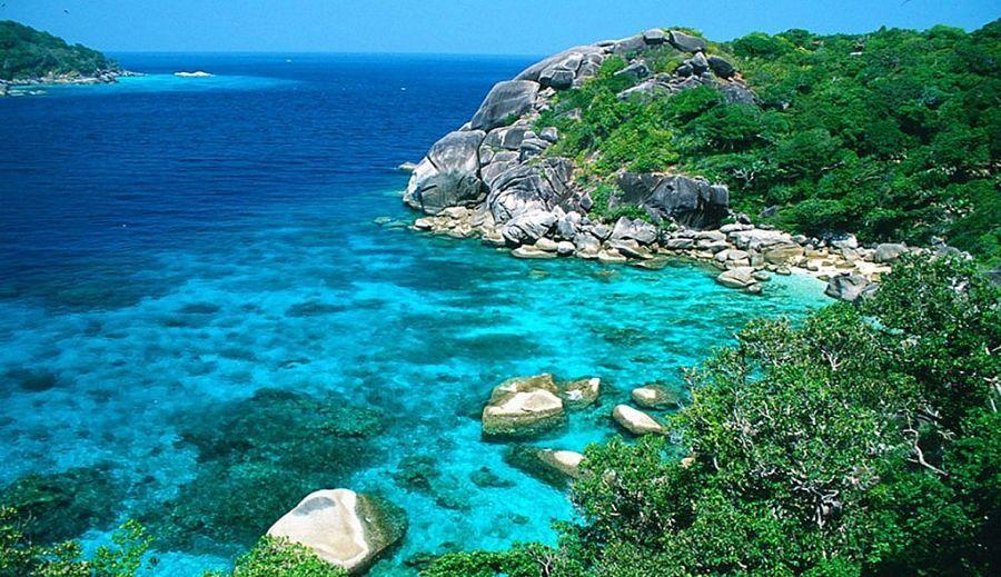 Las Islas Del Archipiélago De Las Similitudes 2