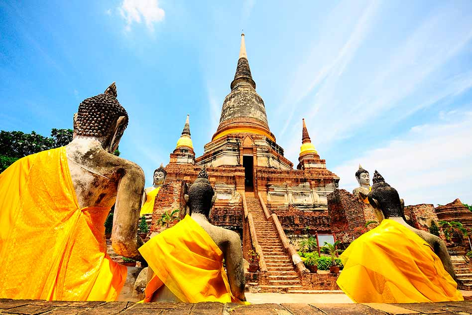 Enseñanza Del Inglés En Tailandia 2