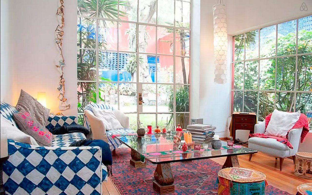 Alojamiento de Airbnb