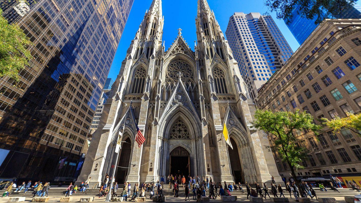 Basílica de la Catedral Vieja de San Patricio