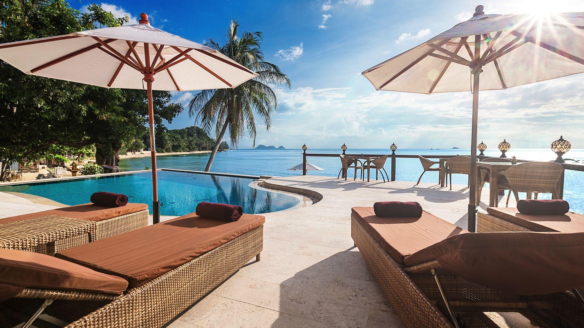 Beyond The Blue Horizon Villa Resort