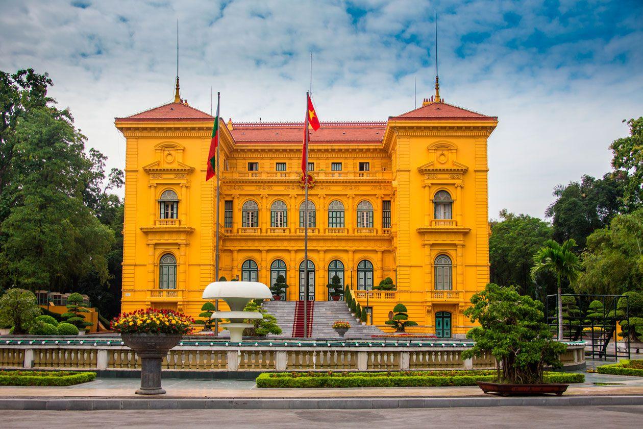 Casa de la Ópera de Hanoi