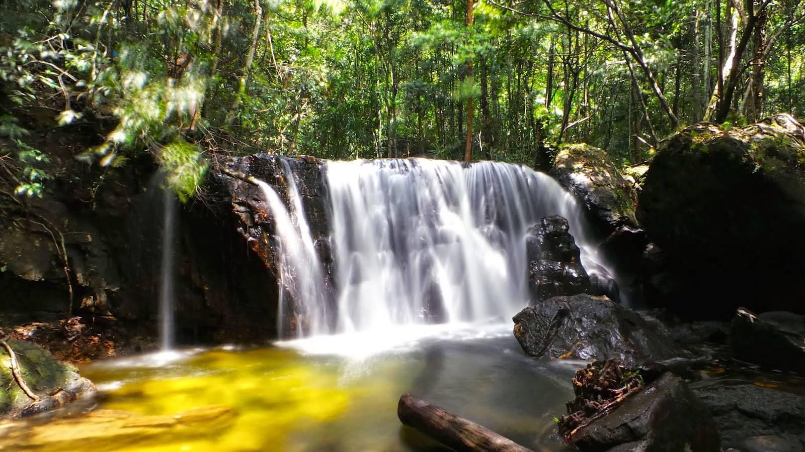 Cascada de Suoi Tranh