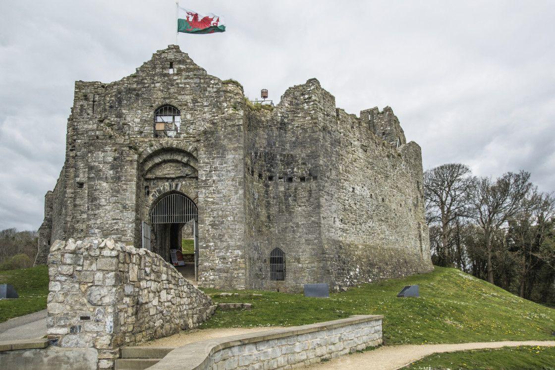 Castillo de Oystermouth