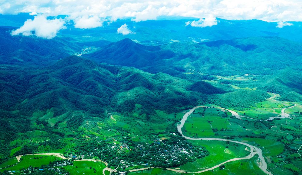 Chiang Mai and Pai
