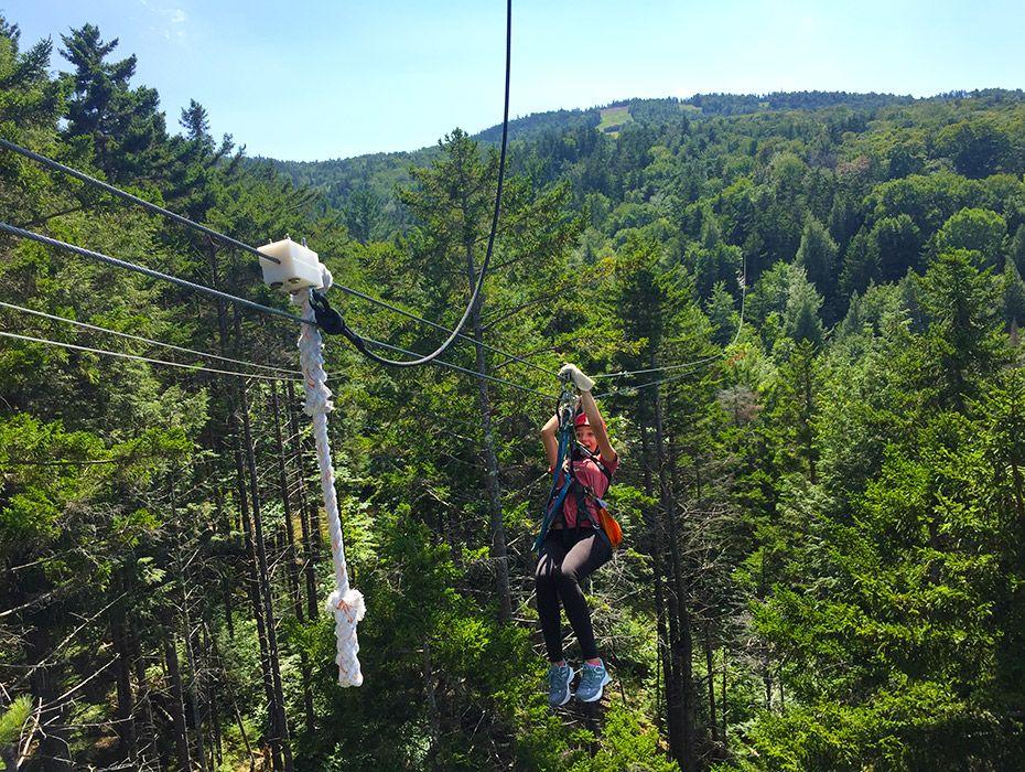 El Bretton Woods Canopy