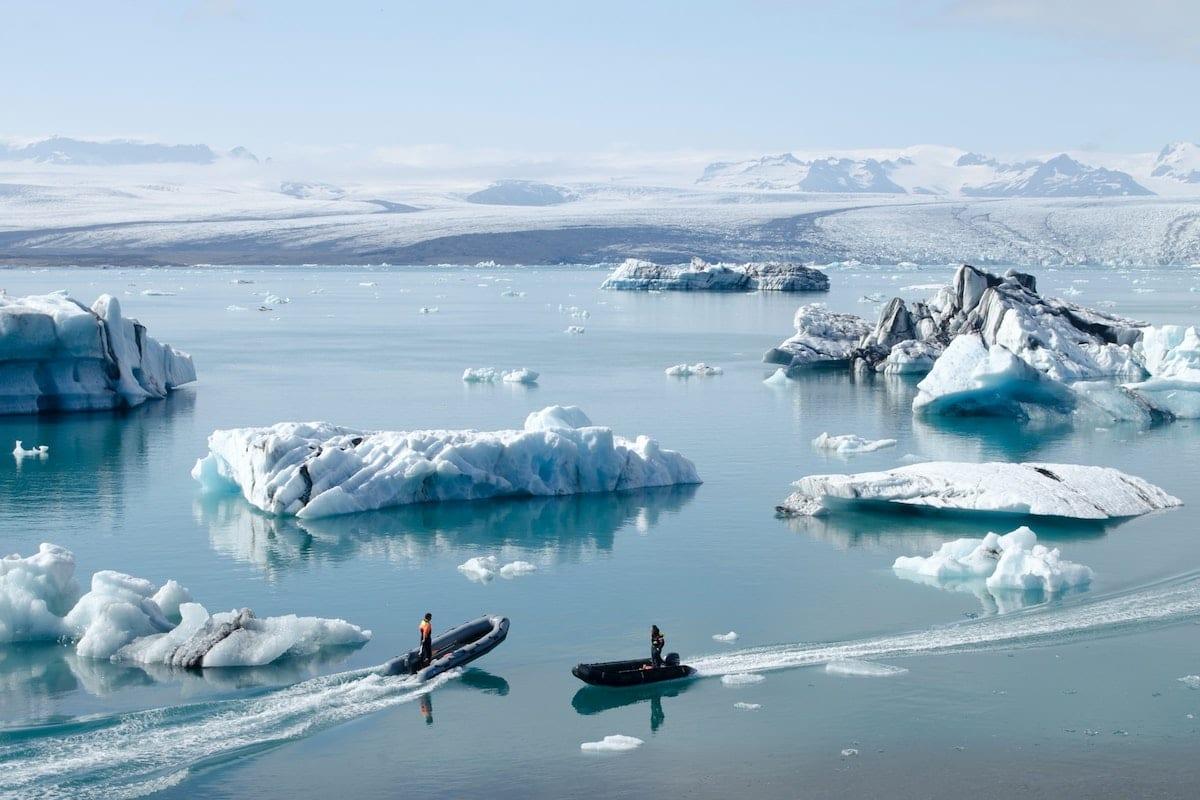 El Círculo Polar Ártico