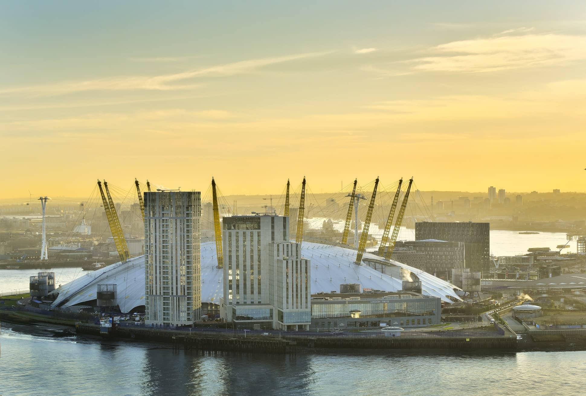 Intercontinental Londres - El O2