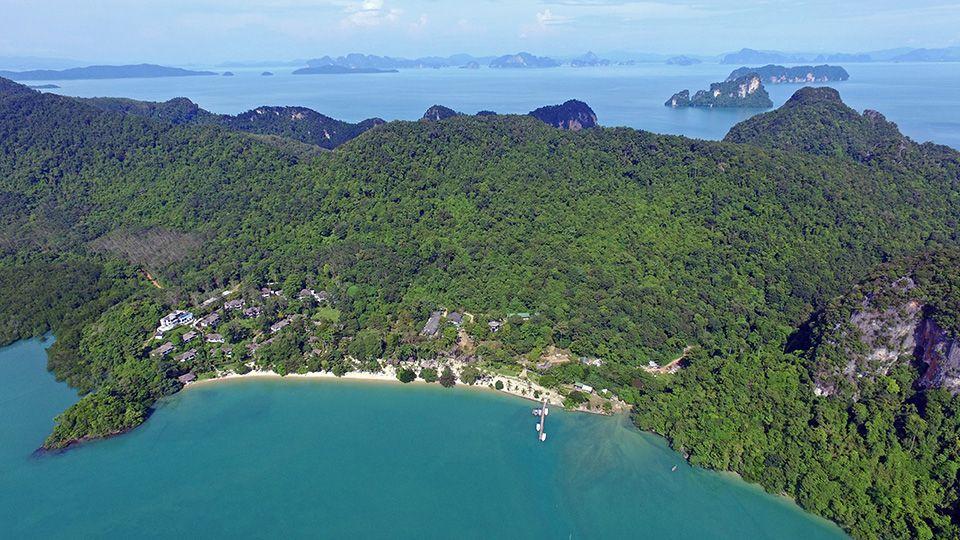 Isla de Koh Yao Noi