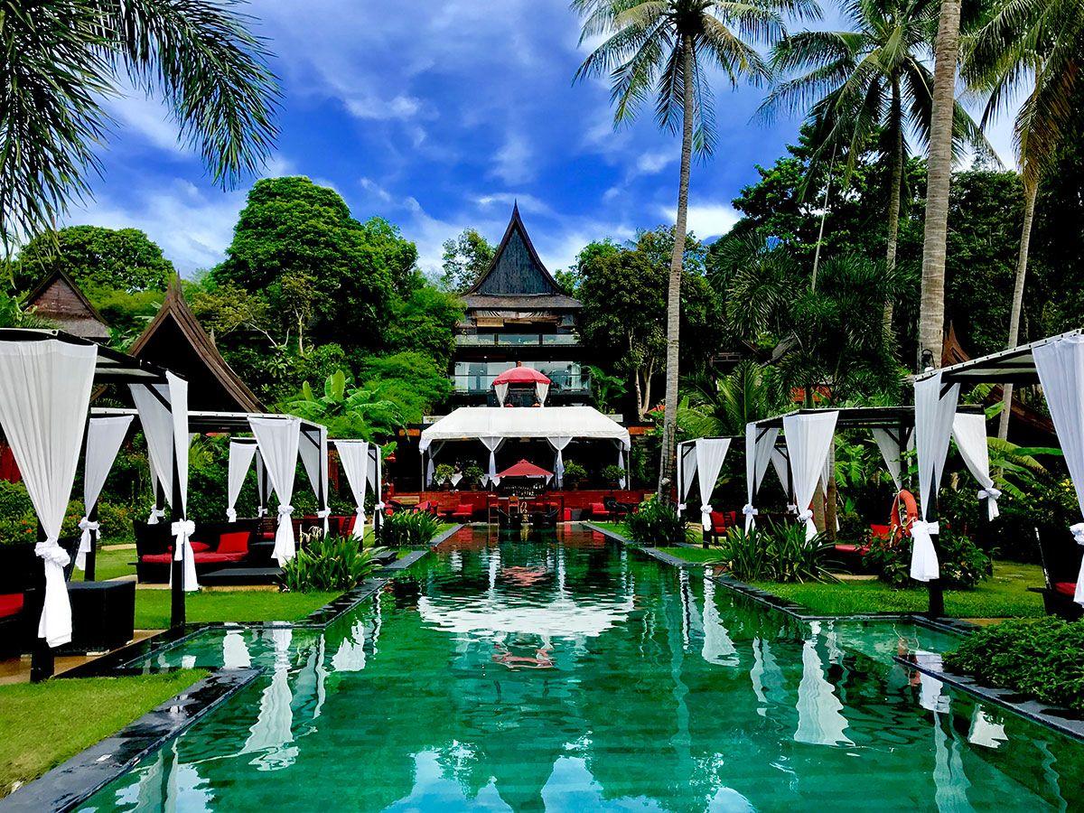 Kupu Kupu Phangan Beach Villas