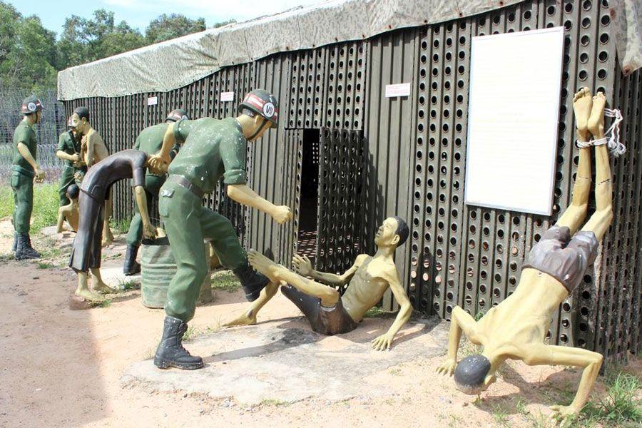 La prisión de Phu Quoc