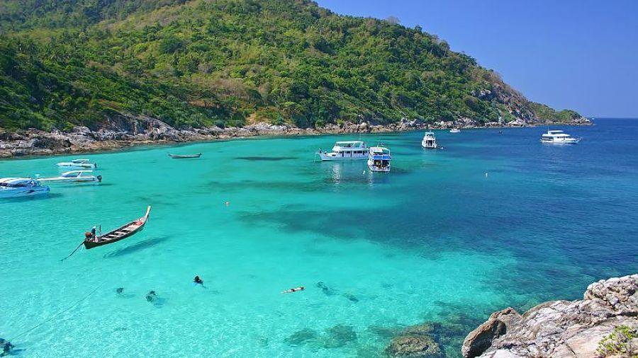 Las Islas Similan