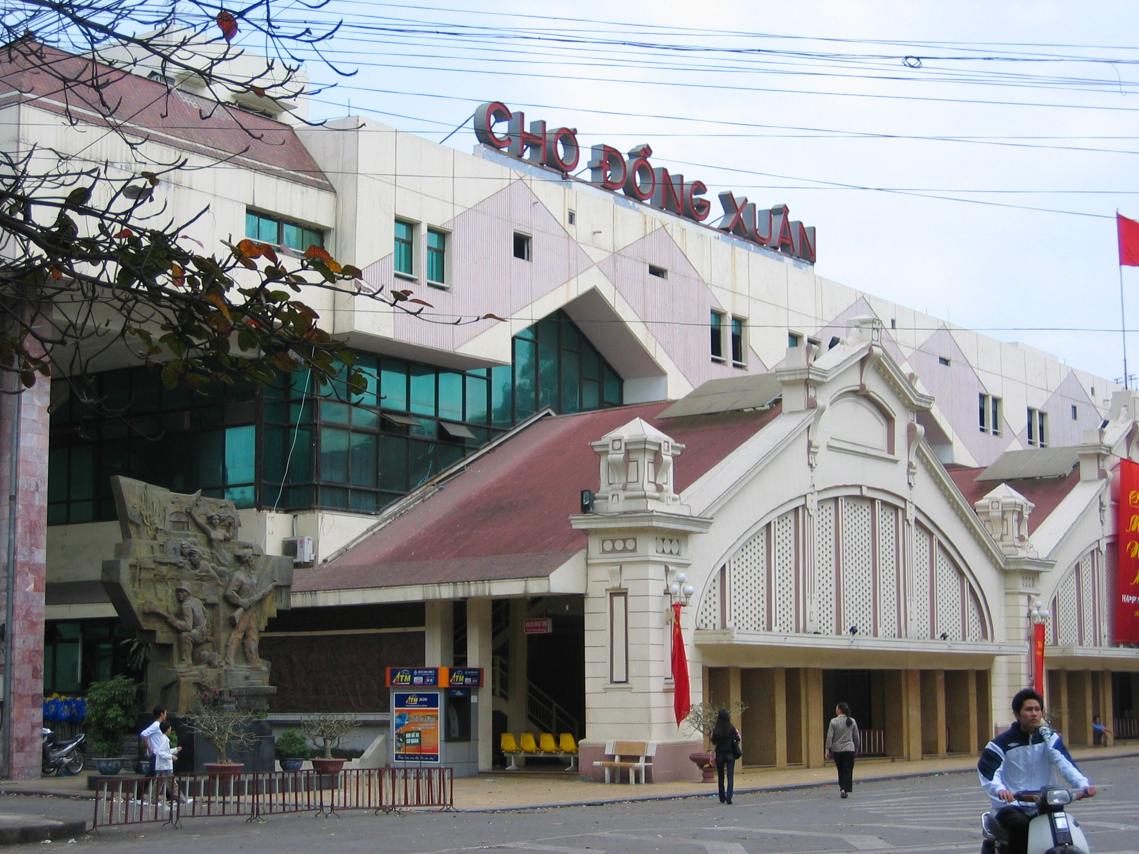 Mercado de Dong Xuan