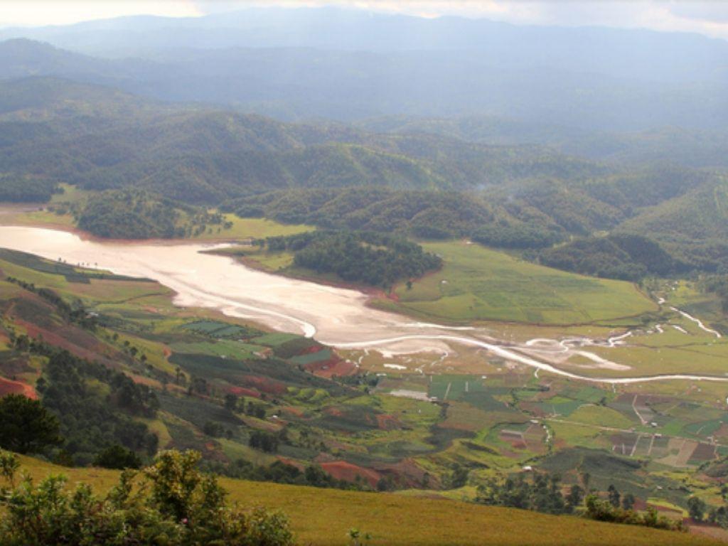 Montaña Lang Biang