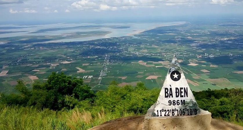 Monte Nui Ba Den, Vietnam
