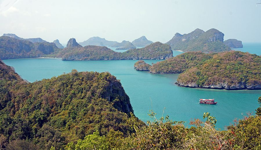 Parque Nacional Marino Ang Thong