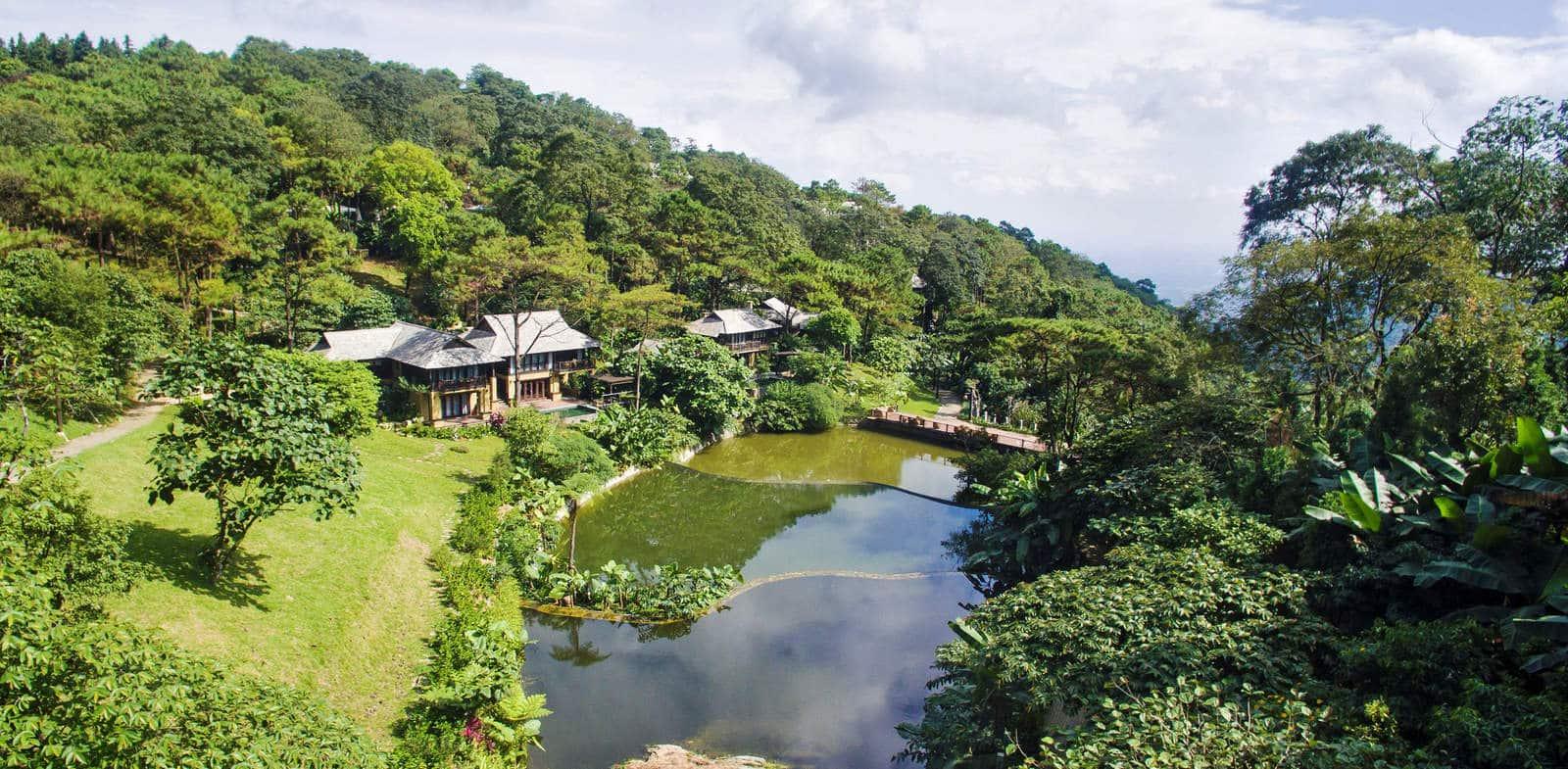 Parque Nacional de Ba Vi