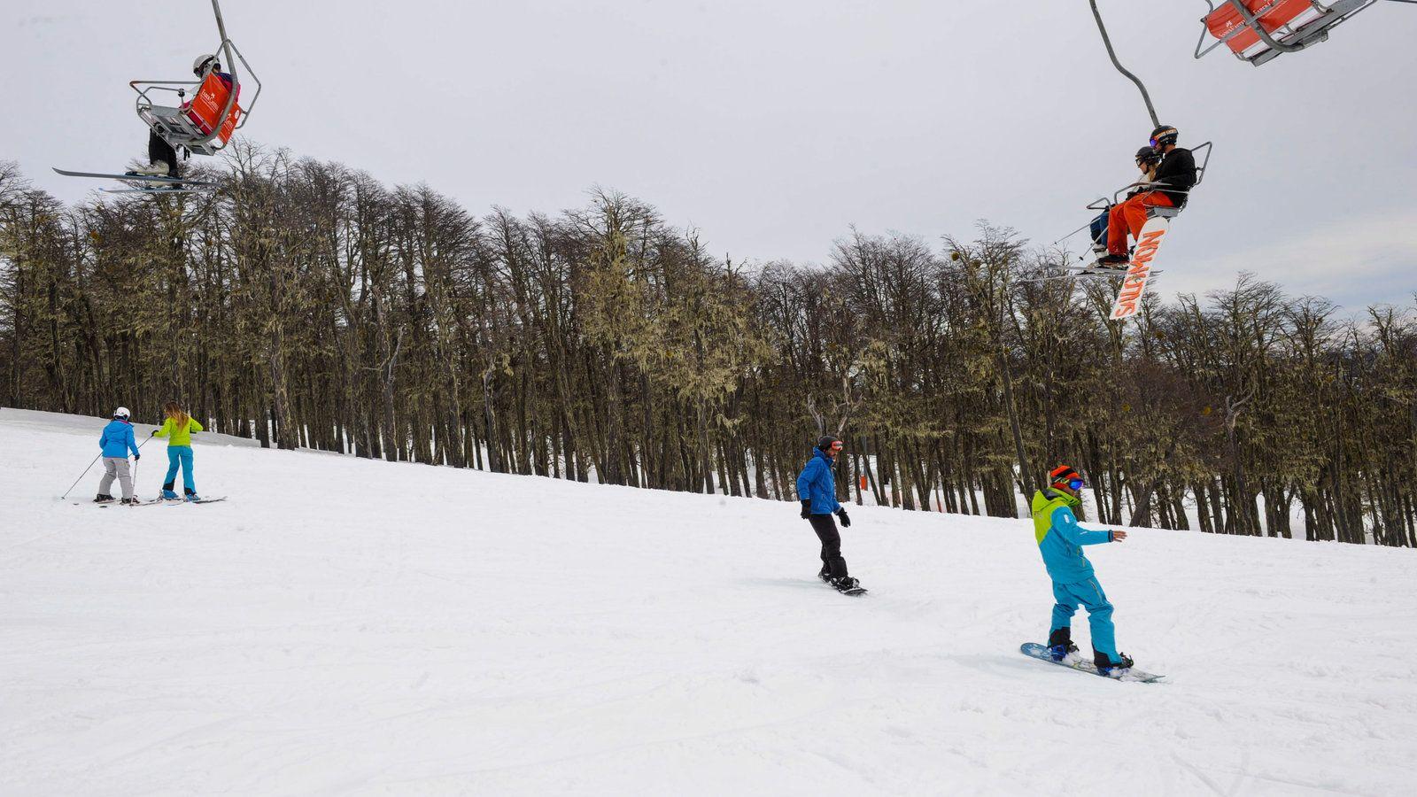 Snowboard en América del norte