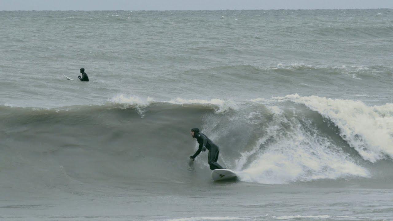 Surfing Warm