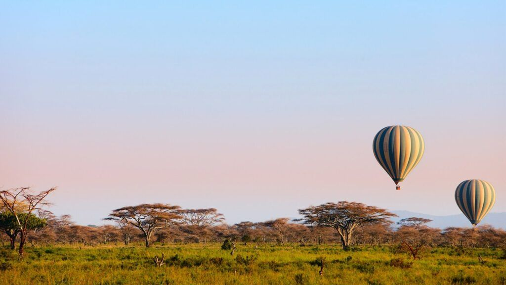 Principales Destinos De Vacaciones De Aventura En África 2
