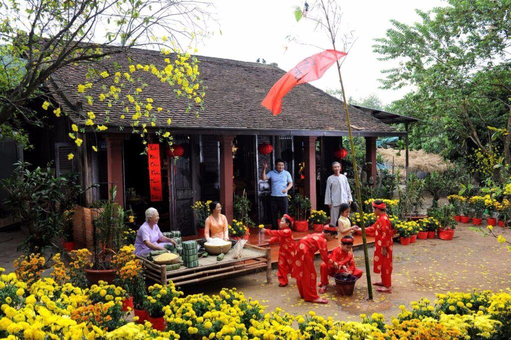 Festivales Y Celebraciones En Vietnam 2