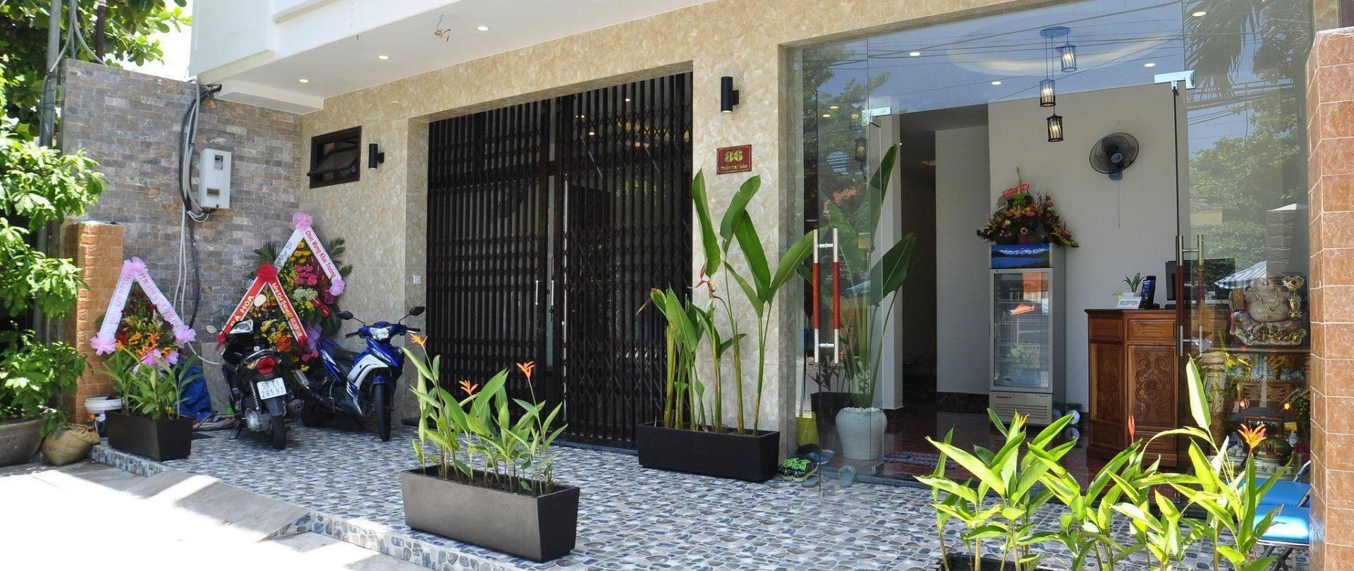 Tipi Hostel Hoi An