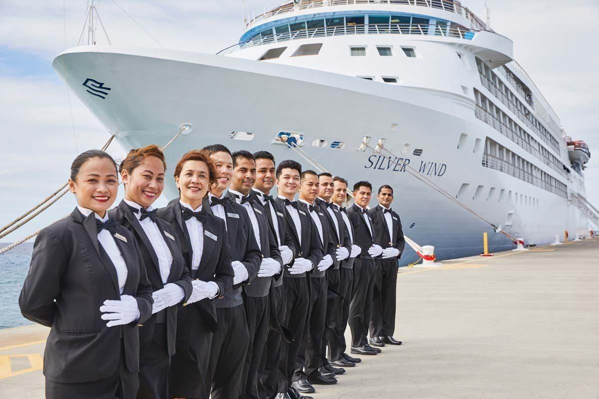 Tripulación del barco