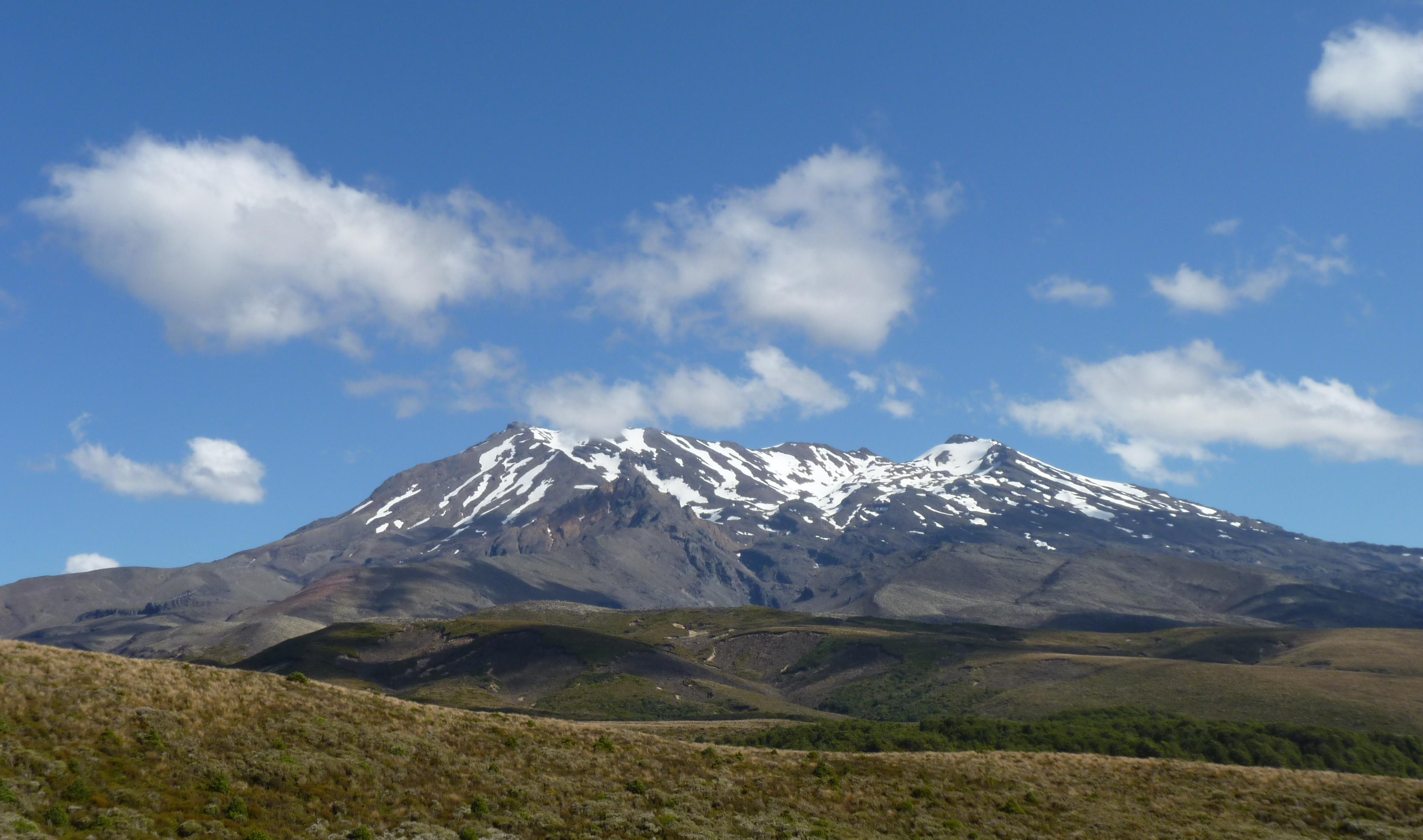 Turoa del Monte Ruapehu