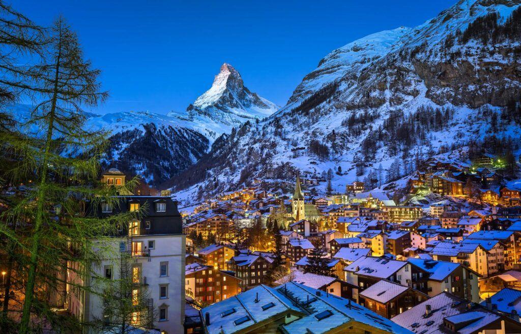 Estaciones De Esquí En Europa 2