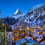 Estaciones De Esquí En Europa
