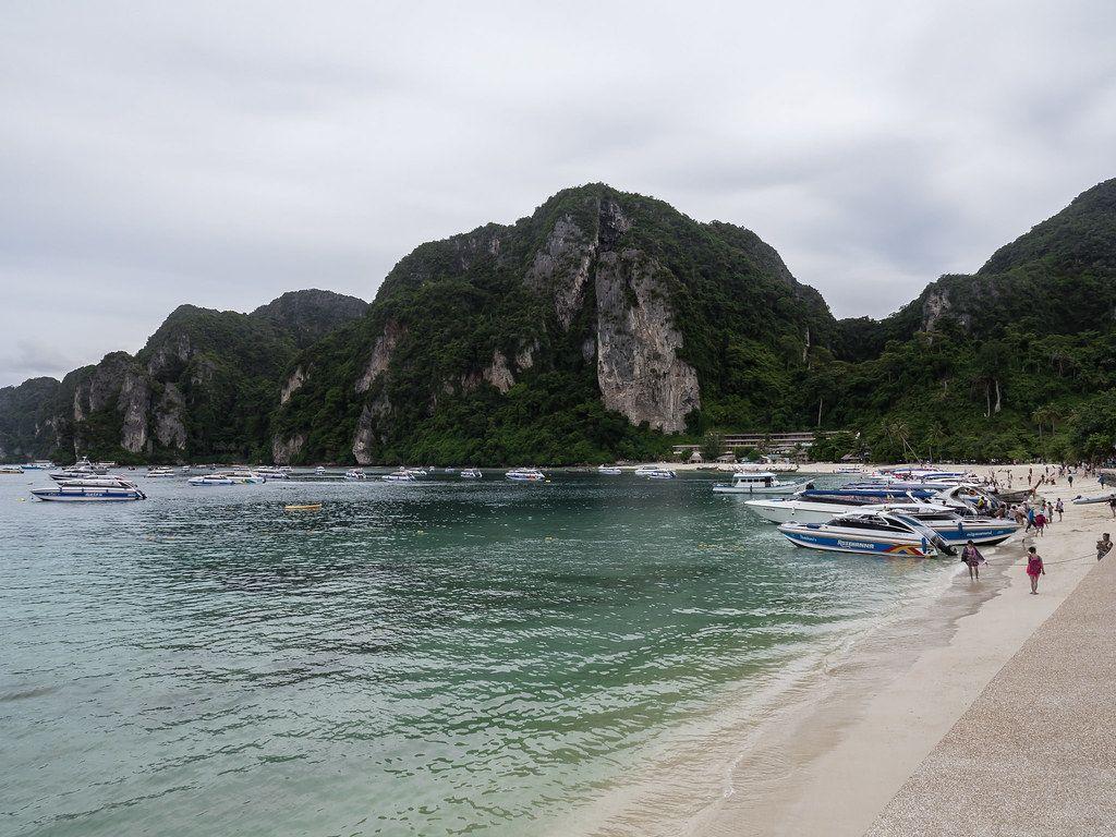 bahía de Ton Sai