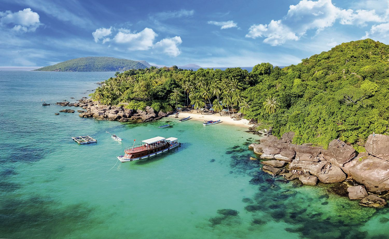 isla de Phu Quoc