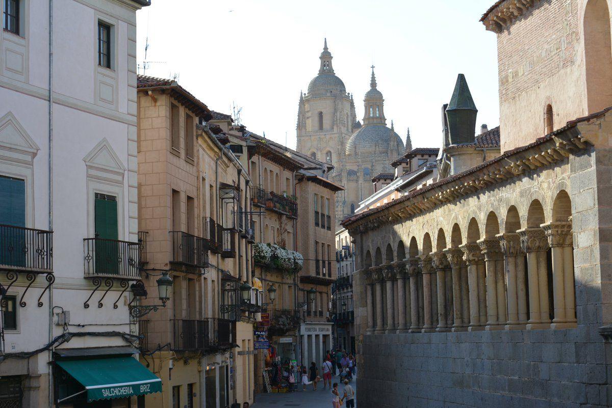 Calle Real de Segovia