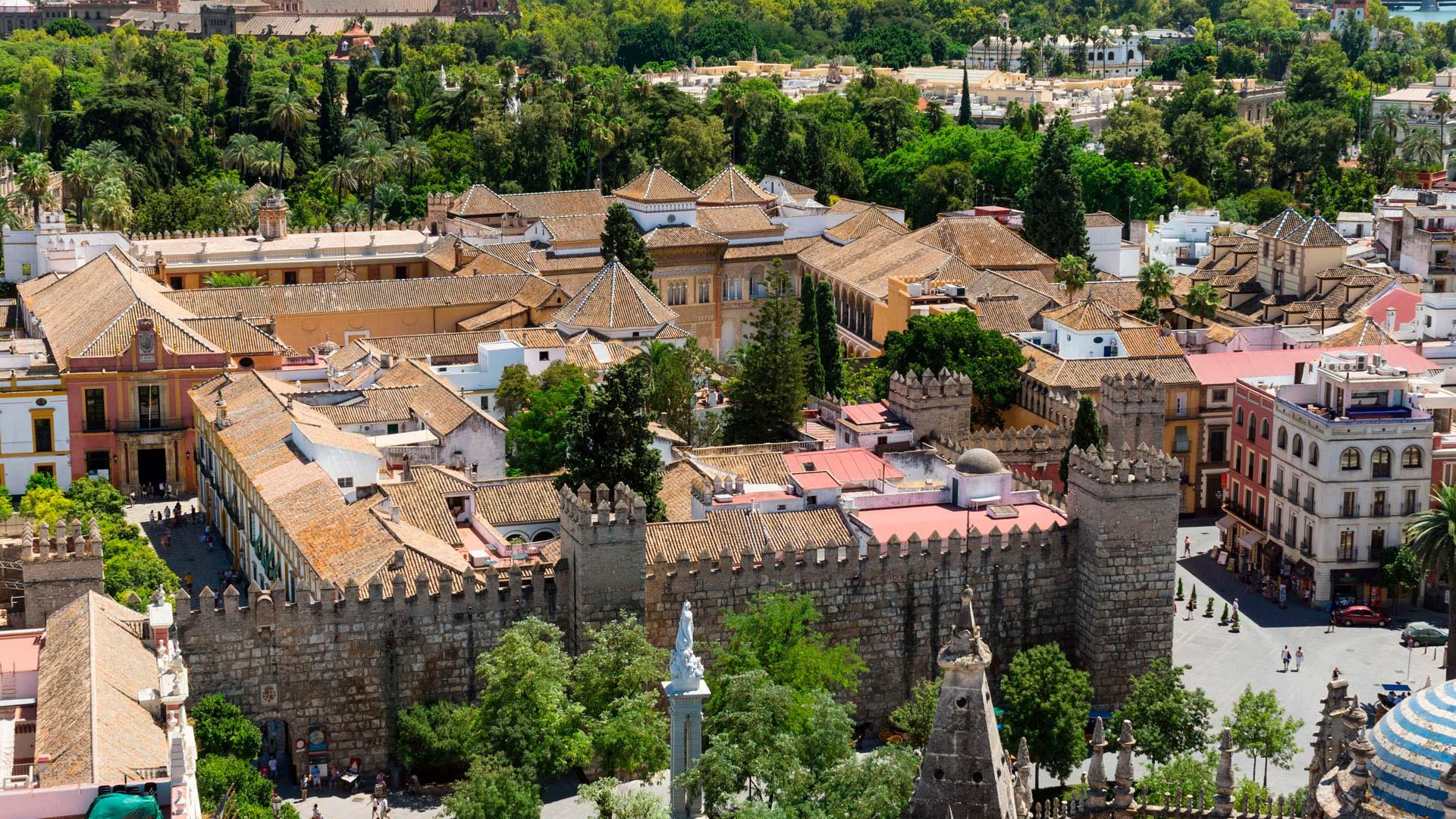 Casco Antiguo de Sevilla