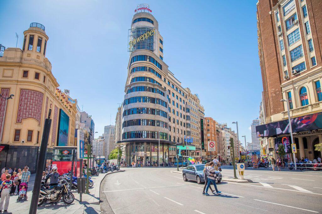 Mejores Lugares Para Alojarse En Madrid 2