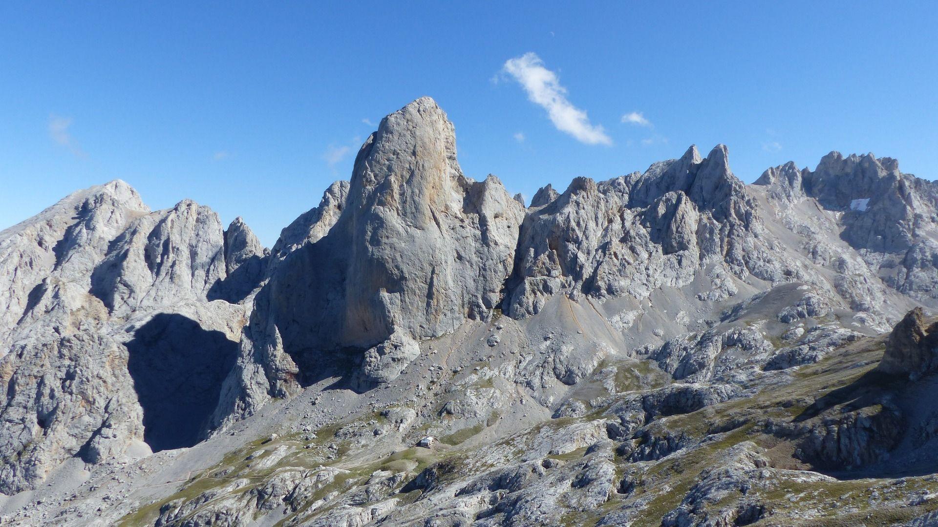 Cordillera de los Picos de Europa