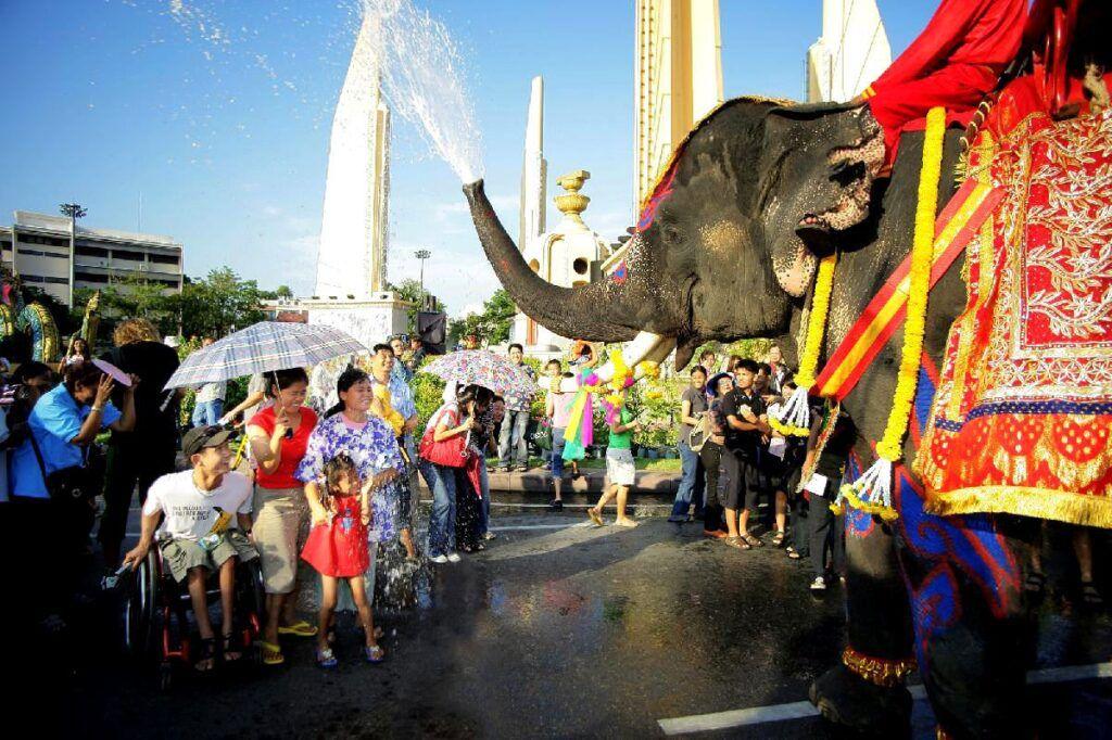 Festivales Y Celebraciones En Tailandia 2