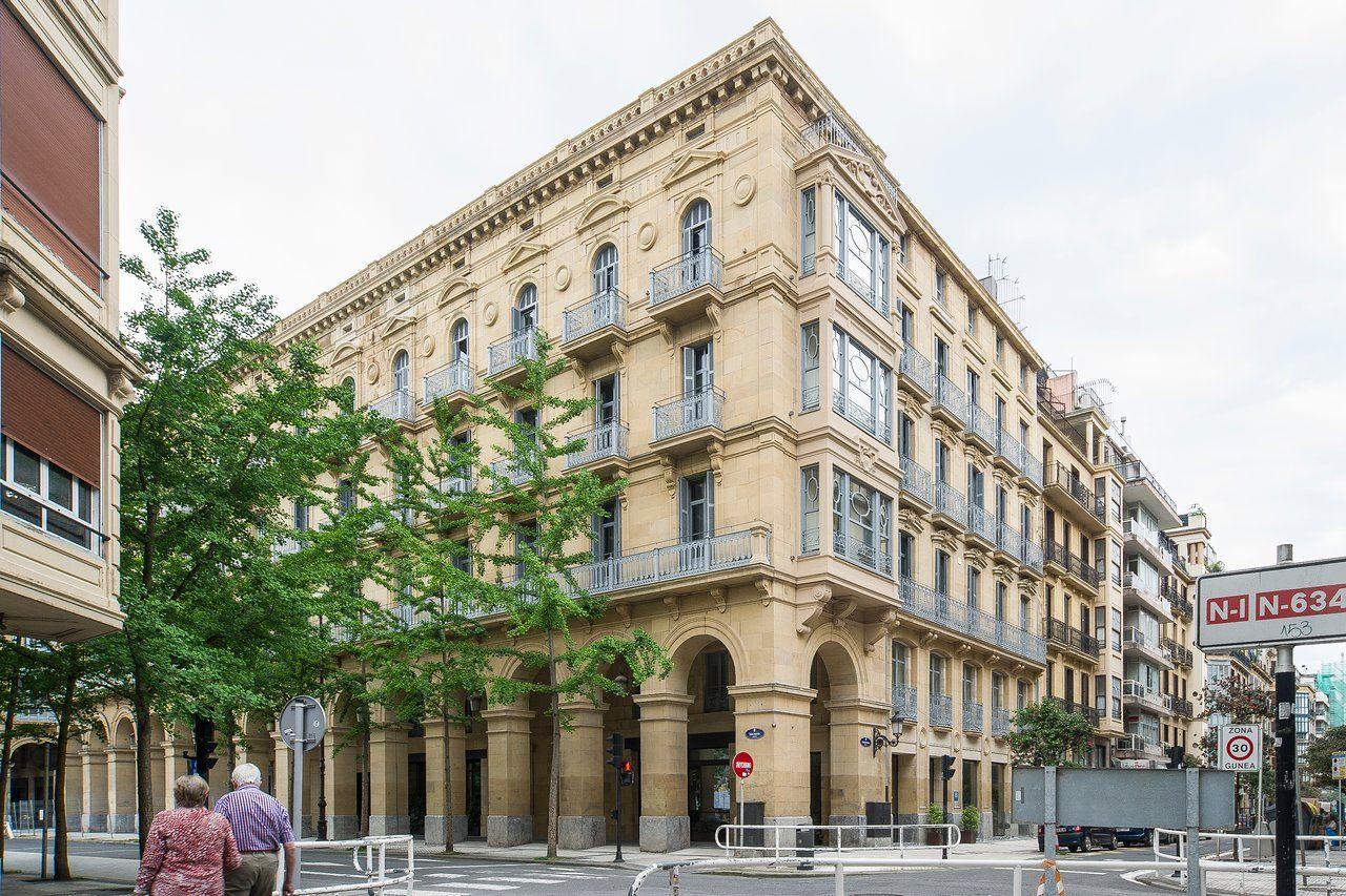 Hotel Boulevard Donostia