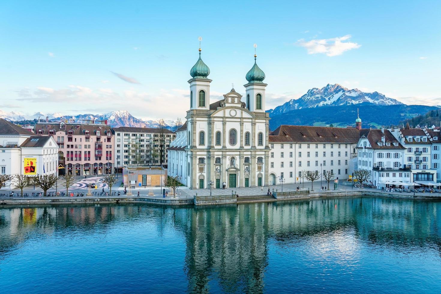 Iglesia Jesuita de Lucerna