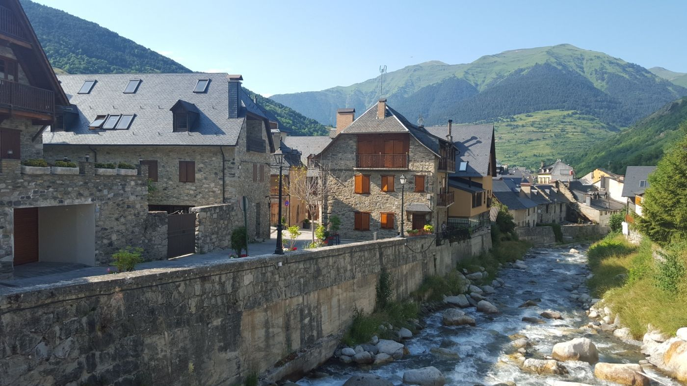 Los Pirineos españoles