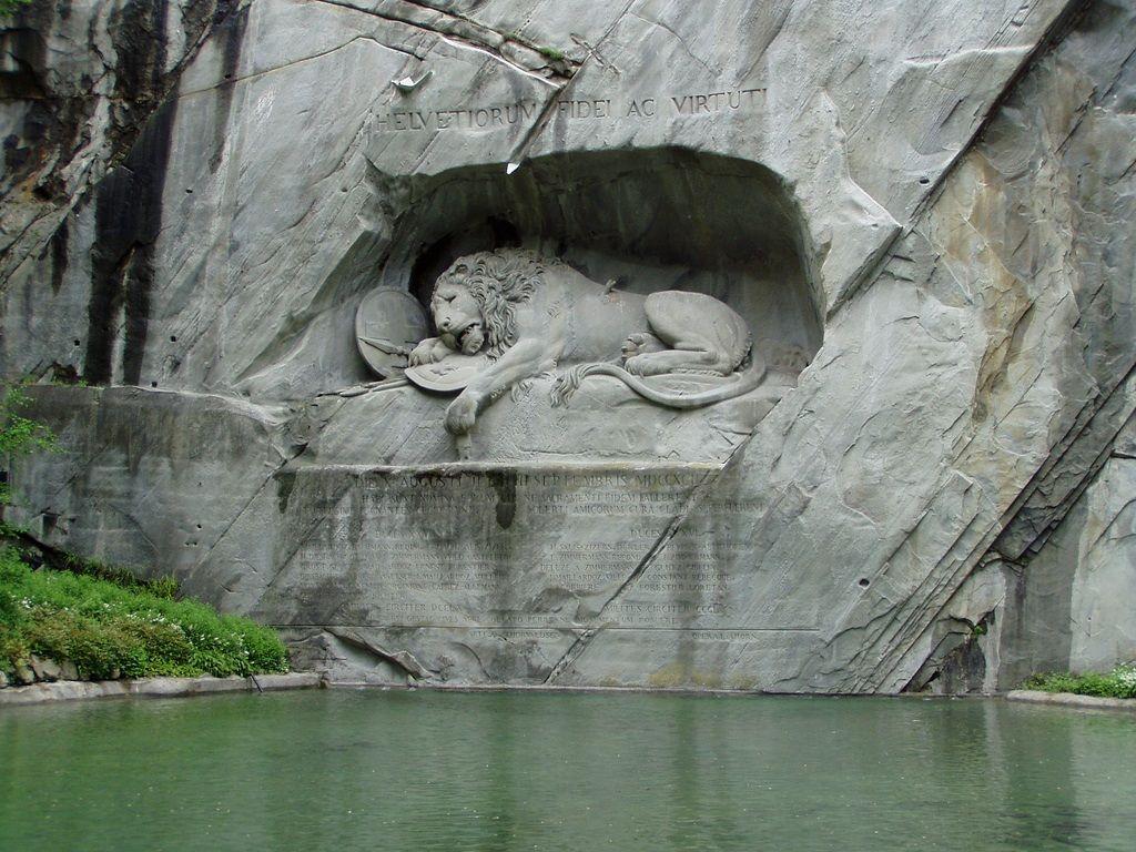 Monumento al León