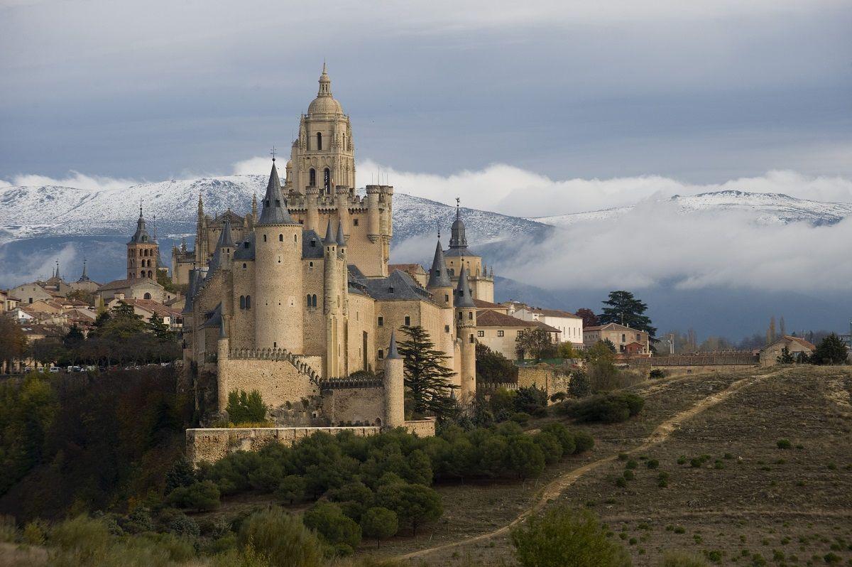Murallas de la ciudad de Segovia