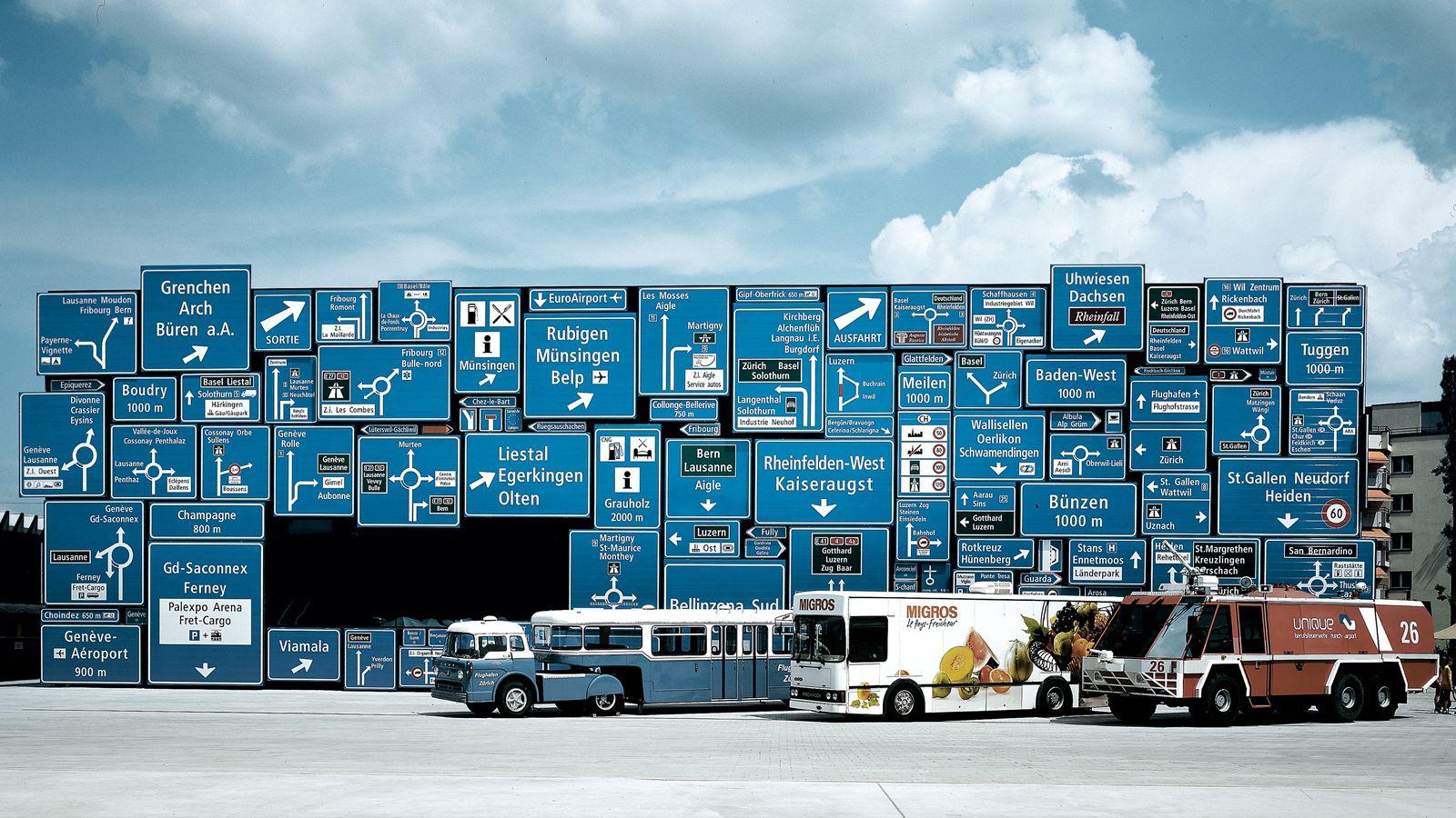 Museo Suizo del Transporte