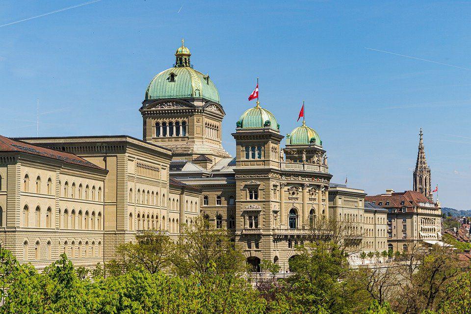 Palacio Federal de Berner