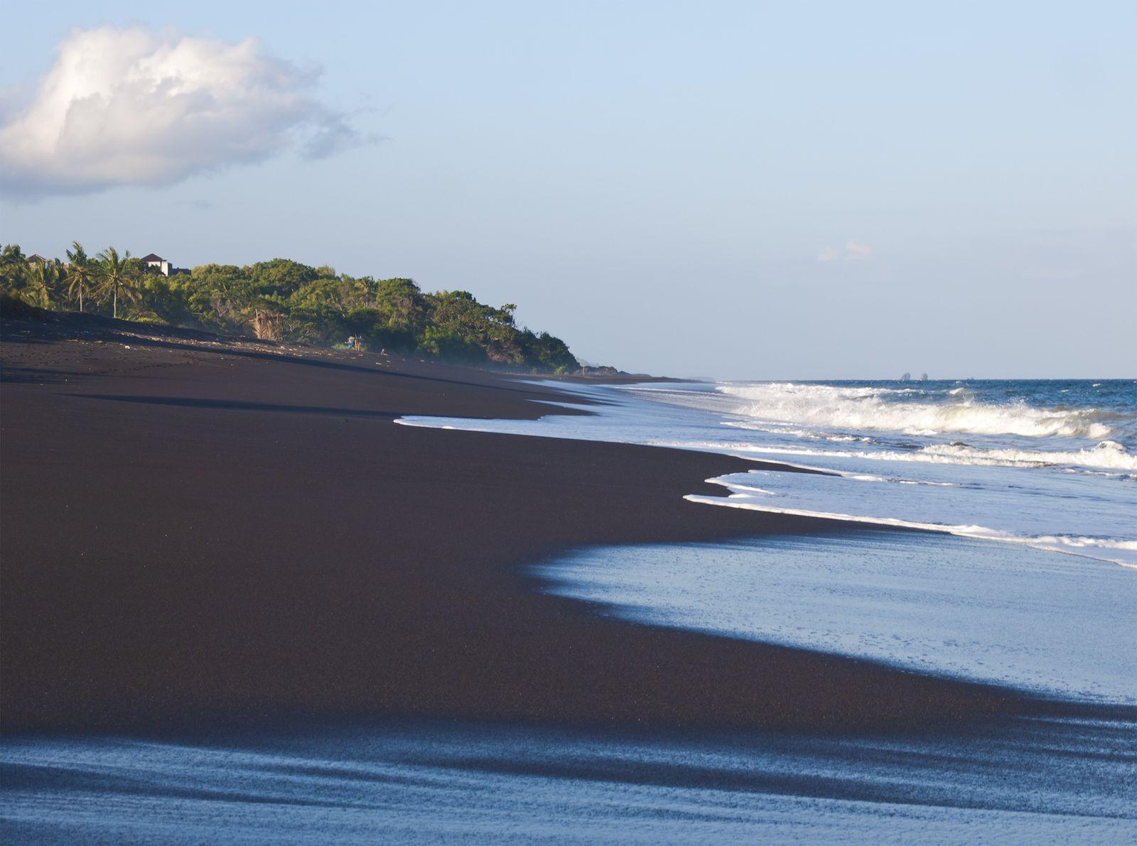 Playa Negra de Tenerife