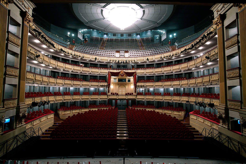 Teatro Royal Madrid