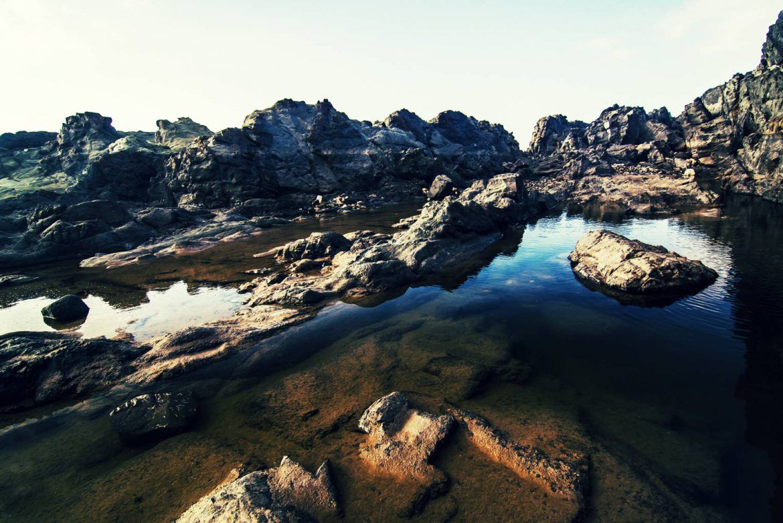 guas verdes Fuerteventura piscinas naturales