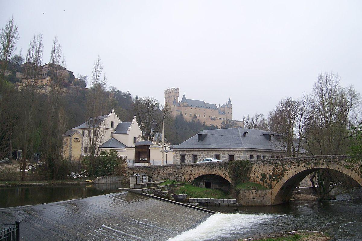 real casa de la moneda de Segovia